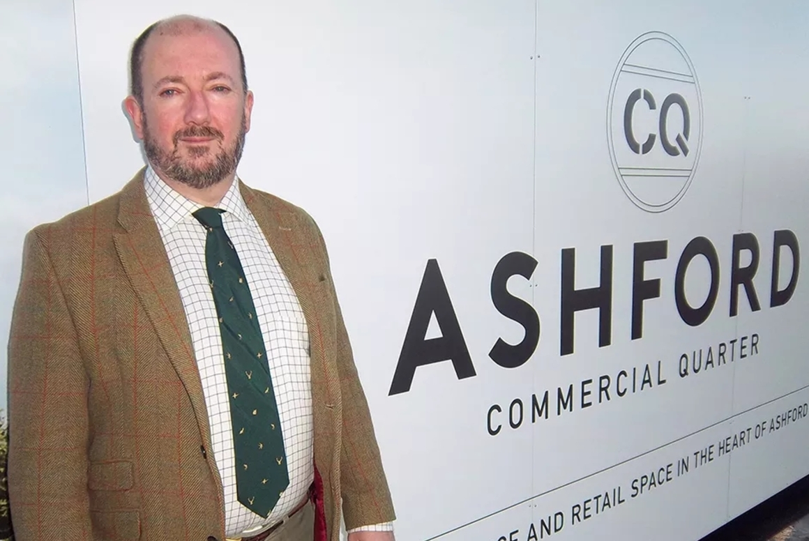 Kent commercial property expert launched his own consultancy